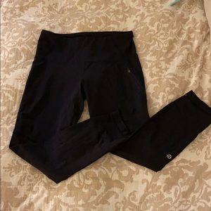 Lululemon 7/8 leggings, Size 6
